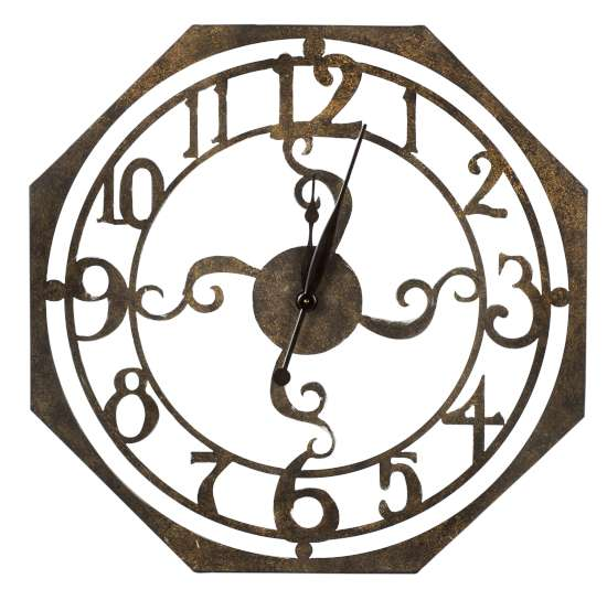 Ruhard Clock - 28W x 28H in.