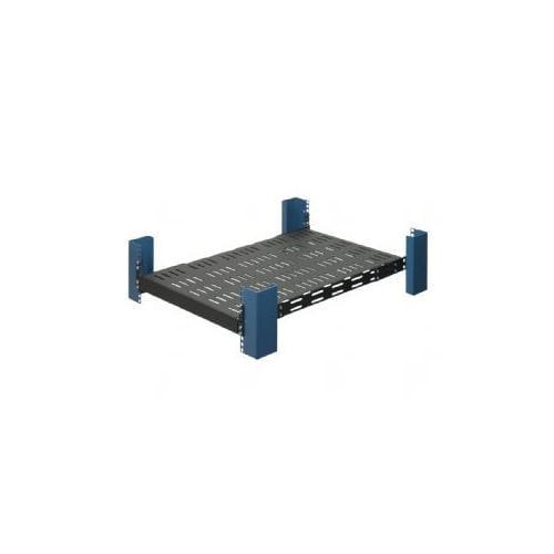 """RackSolutions Heavy Duty Rack Mount - Rack shelf - 19"""" - for RackSolutions 4 Post Open Frame Rack"""
