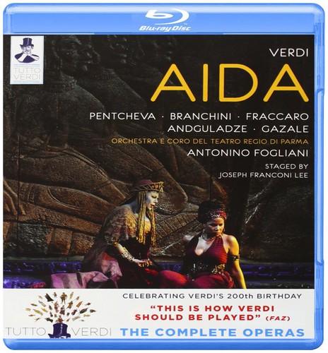 Aida (Blu-ray)