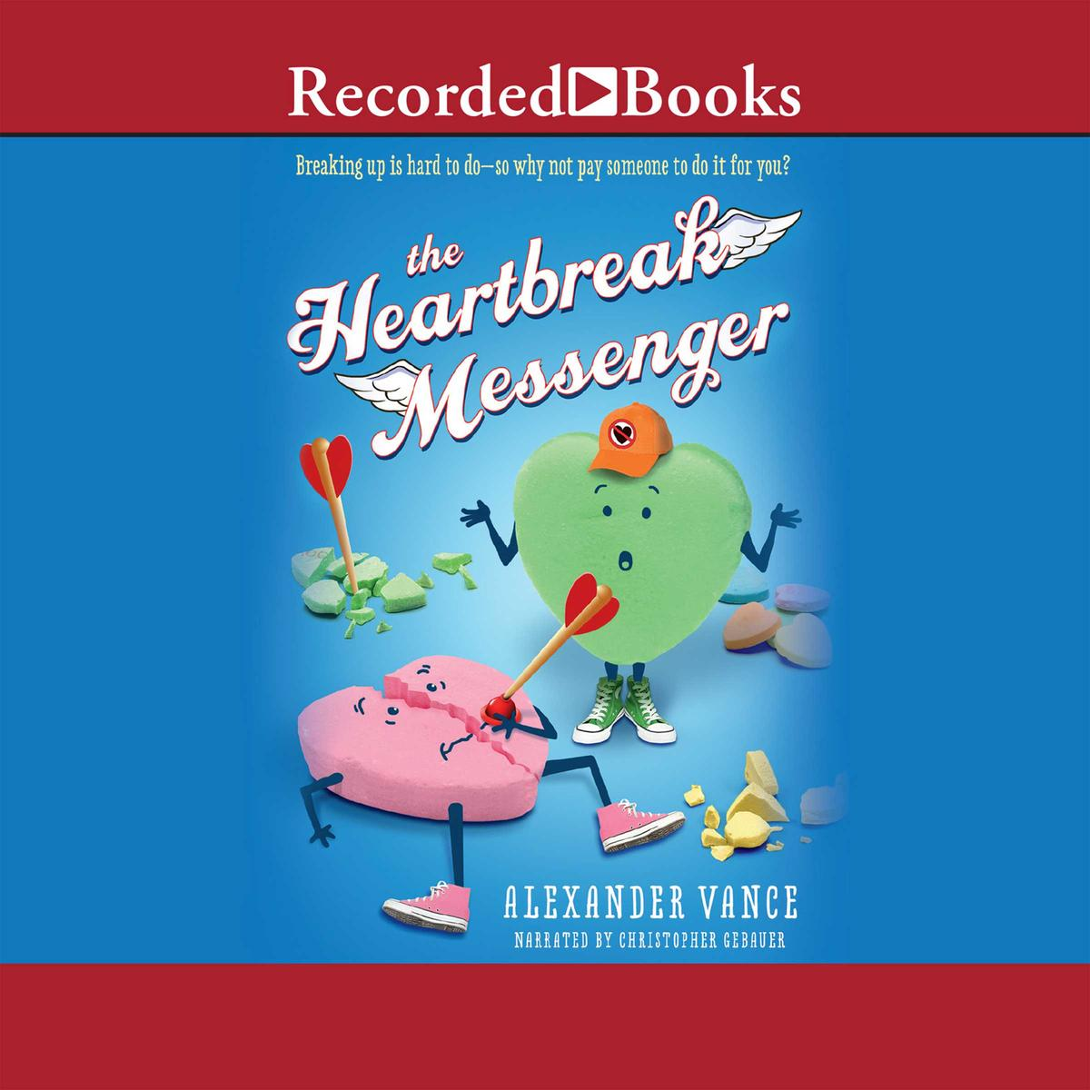 Heartbreak Messenger - Audiobook