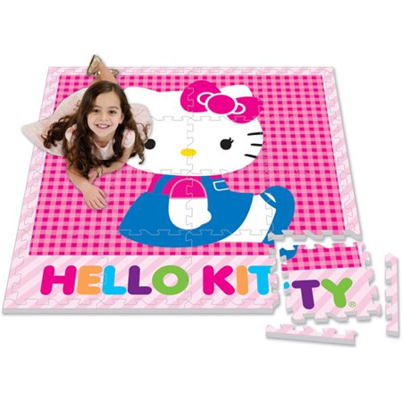 Sanrio Hello Kitty Interactive Play Mat