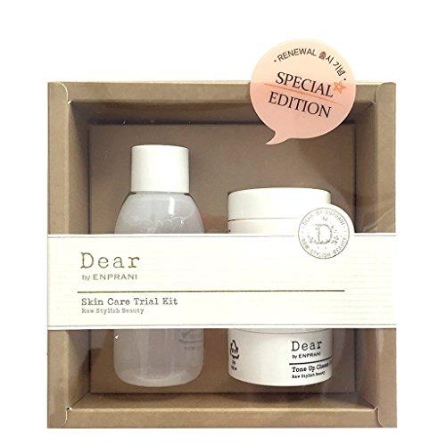 Dear by Skin Care Trial Kit - Best moisturizing kit for Dry skin