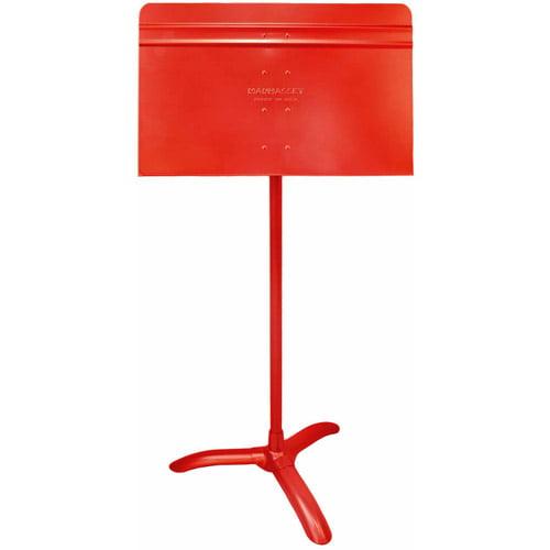 Manhasset Model #48 Symphony Music Stand, Red by Manhasset