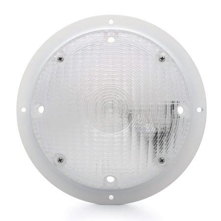 White Porch Light - Lumitronics 7