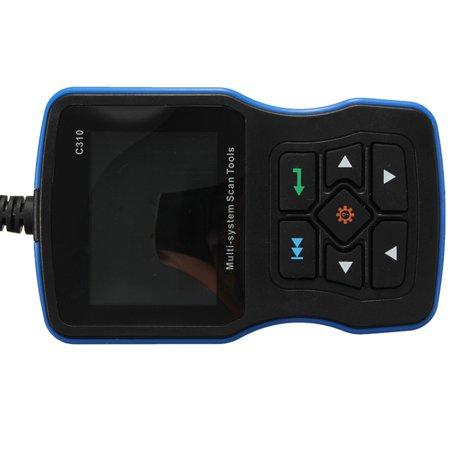 For BMW Creator C310 Multi System OBD2 II Diagnostic Code Reader Scanner Tool   - image 9 of 10