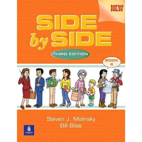 Side by Side 4 Student Book and Activity & Test Prep