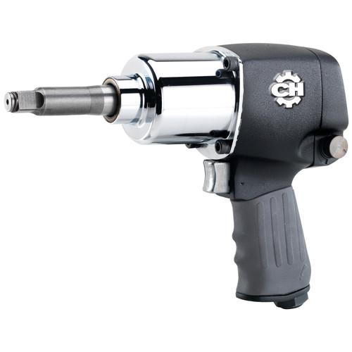 Campbell Hausfeld CL255600AV 1/2 in. Twin Hammer Air Impact Wrench with 2 in. Extended Anvil