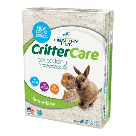 Healthy Pet CritterCare® Small Animal Bedding, Snowflake