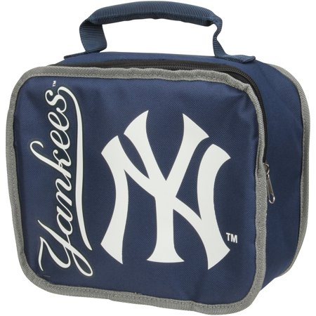 "MLB New York Yankees ""Sacked"" 10.5""L x 8.5""H x 4""W Lunch Cooler"