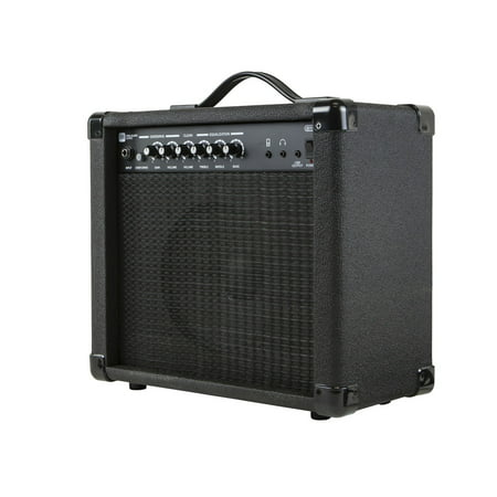 monoprice 20 watt 1x8 guitar combo amplifier. Black Bedroom Furniture Sets. Home Design Ideas