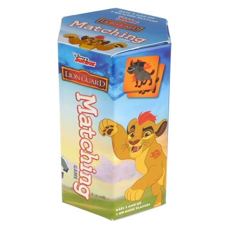 The Lion Guard Matching Game - Halloween Pumpkin Matching Game