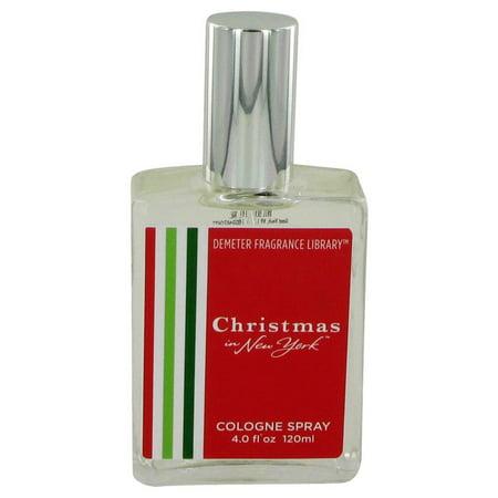 Demeter Demeter Christmas in New York Cologne Spray for Women 4 oz ()