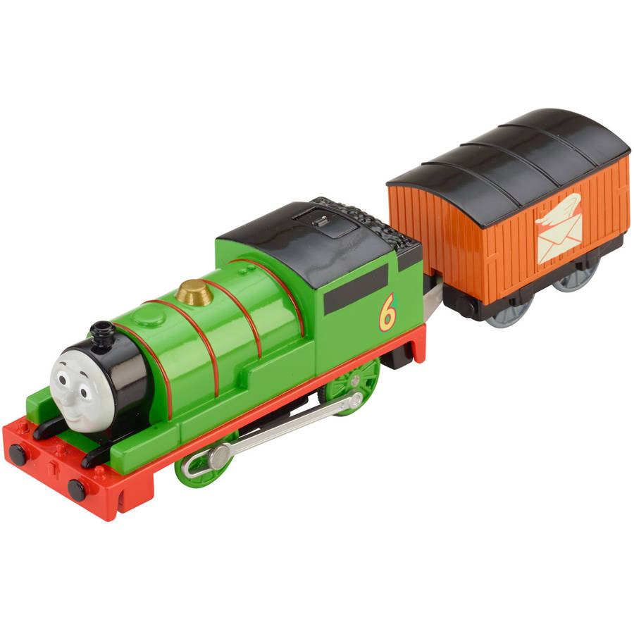 Fisher-Price Thomas and Friends Trackmaster Talking Percy