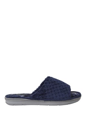 Nine West Women's Plush Spa Slide Slippers
