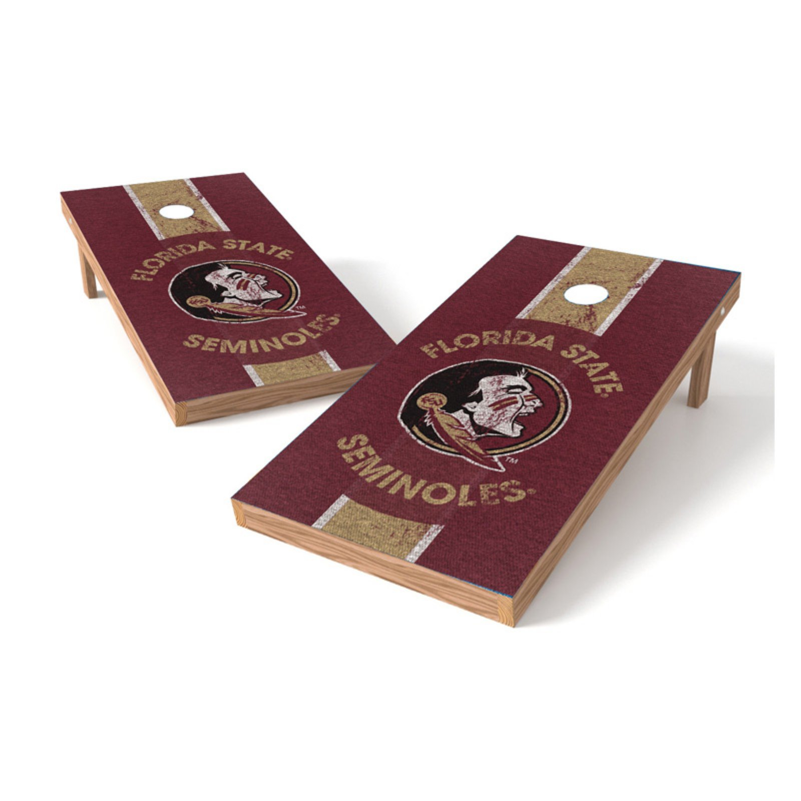 TTXL Shield College Heritage Florida State Seminoles Bean Bag Toss Game