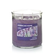 American Home by Yankee Candle Lovely Lavender, 12 oz Medium 2-Wick Tumbler