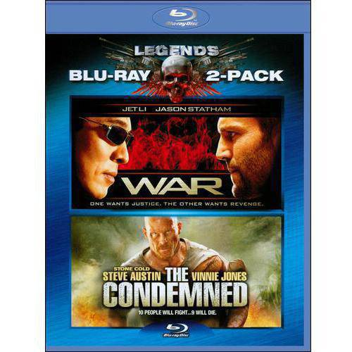 War / The Condemned (Blu-ray) (Widescreen)