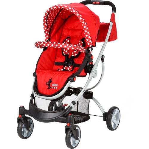 The First Years Disney Minnie Indigo Stroller