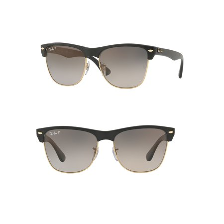 Ray-Ban Unisex RB4175 Clubmaster Oversized Sunglasses, (Ray Ban Clubmaster Men)