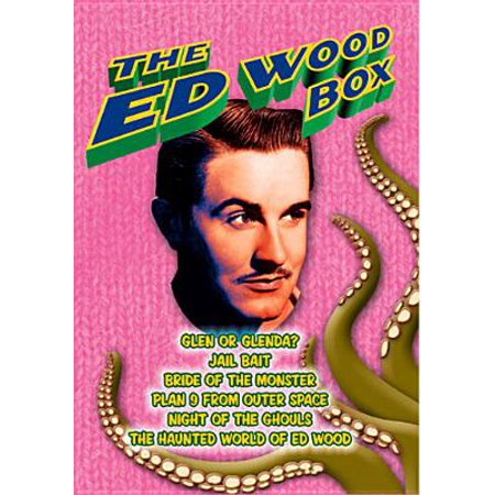 The Ed Wood Box Set (Full Frame)