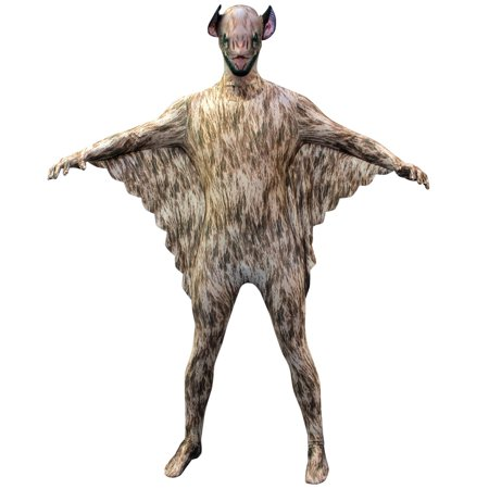 Morphsuits Vampire Bat Kids Animal Planet Costume - Size Medium 3\'6-3\'11 (105cm-119cm)
