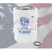 Generalaire 2630 R2000 Gar-Ber Spin-On Oil Filter Cartridge With Water Block
