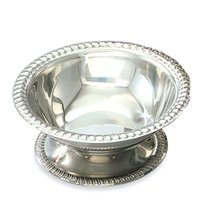 Vollrath 48003 Mirror Finish S/S 3.5 Ounce Sherbet Dish