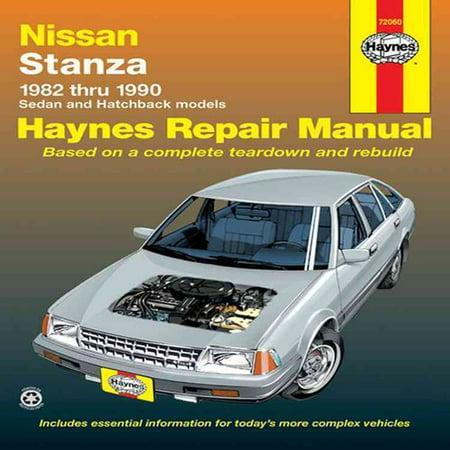 Datsun, Nissan Stanza, 1982-1990