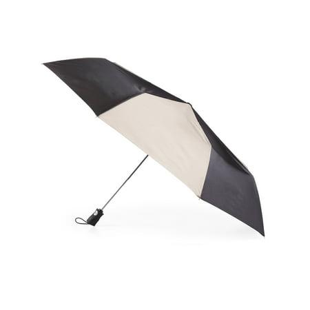 Family Jumbo 55 Canopy Umbrella - Black Lace Umbrella
