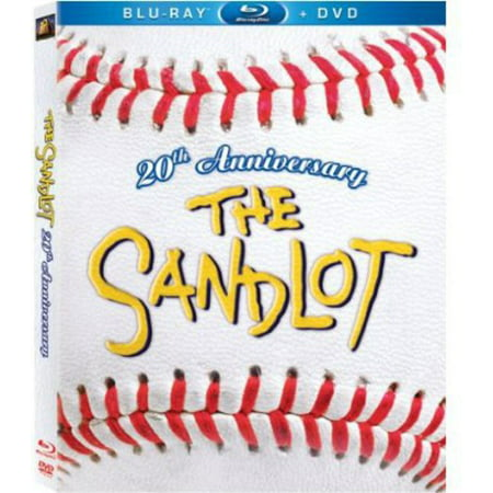 The Sandlot (20th Anniversary Edition) (Blu-ray + DVD) 20th Century Type Coins