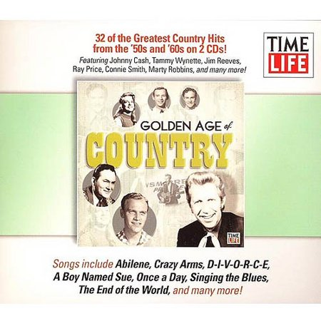Golden Age Of Country (2CD)