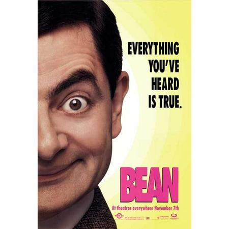 Bean POSTER (27x40) (1997) (Style C)](Halloween 1997)