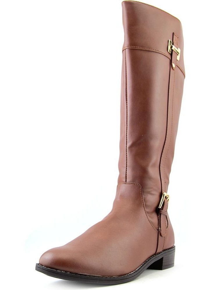 Karen Scott Deliee Women Round Toe Boots