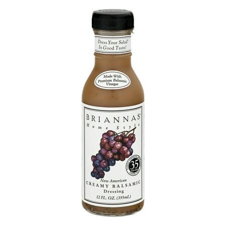 Briannas American Dressing - 12fl oz