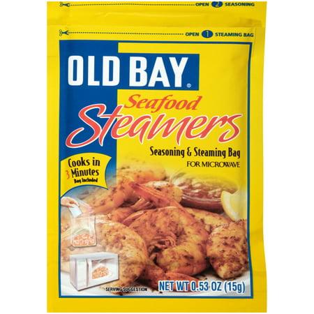 Old Bay Seafood Steamers Seasoning And Steaming Bag 0 53 Oz