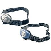 Sentry LTN-LEDH2 LED Headlamps, 2pk, Silver/Blue