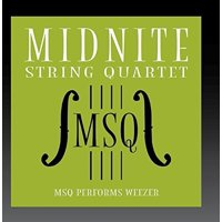 Midnight String Quartet Performs Weezer (CD)