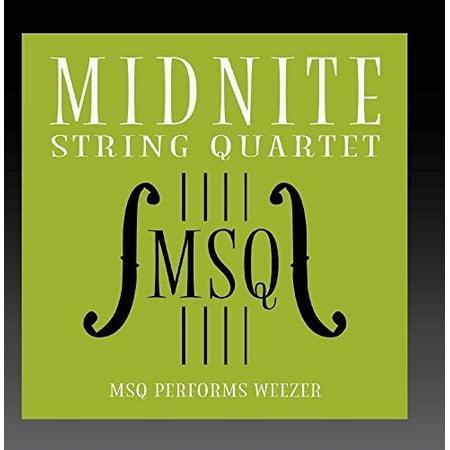 Midnight String Quartet Performs Weezer (Beethoven String Quartets Best Recordings)