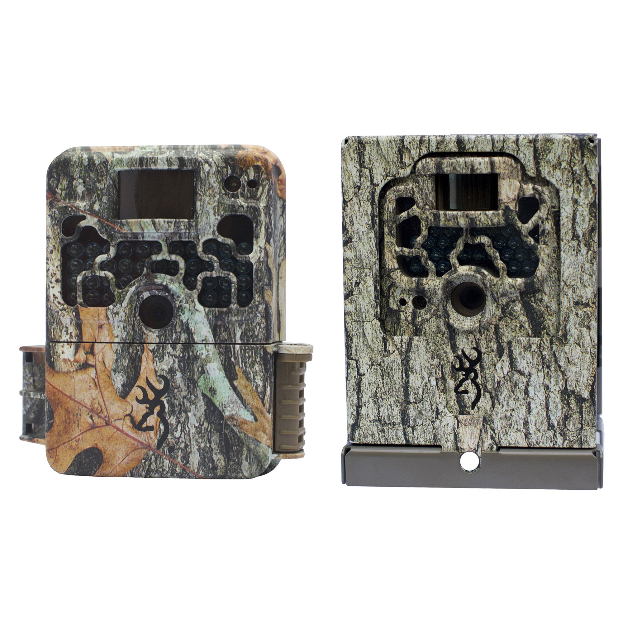 Browning Trail Cameras Strike Force 850 HD Video 16MP Game Camera + Security Box by Browning Trail Cameras