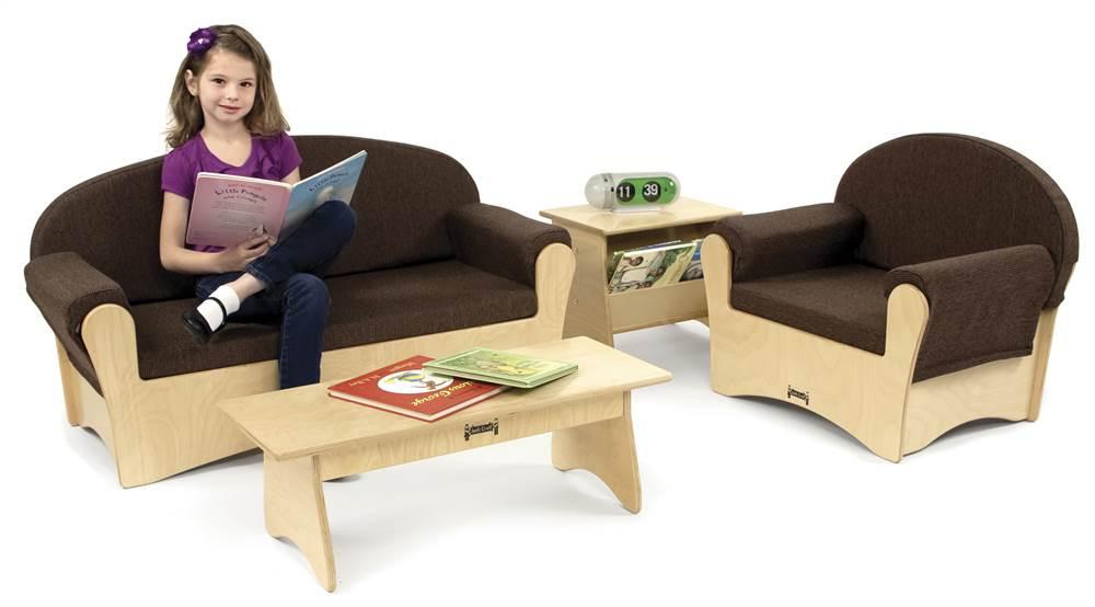 4-Pc Komfy Sofa Set by Jonti-Craft