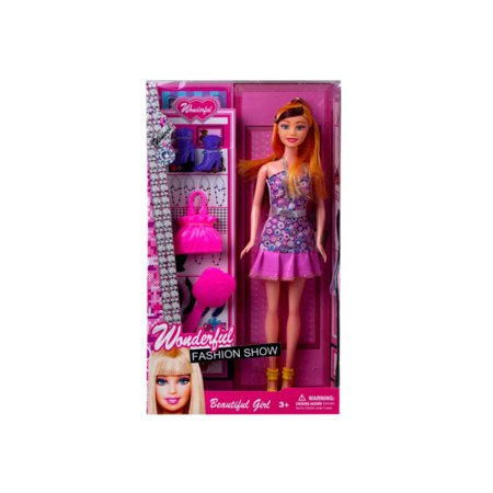 11.5quot; Fashion Doll with Accessories 11.5quot; Fashion Doll with Accessories