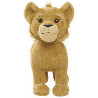 Disney's The Lion King Large Plush - Simba