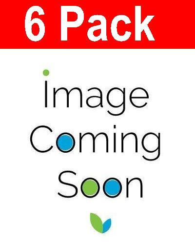 6 Pack :Breads from Anna, Gluten-Free Mix, Black Bean Brownie, 14-Ounce Package