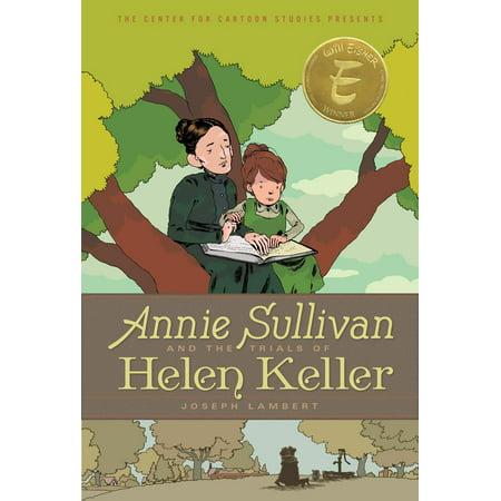 Annie Sullivan and the Trials of Helen Keller - Cartoon Annie