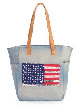 7d06a570ed Product Image Twig   Arrow Flag Star   Stones Shoulder Bag