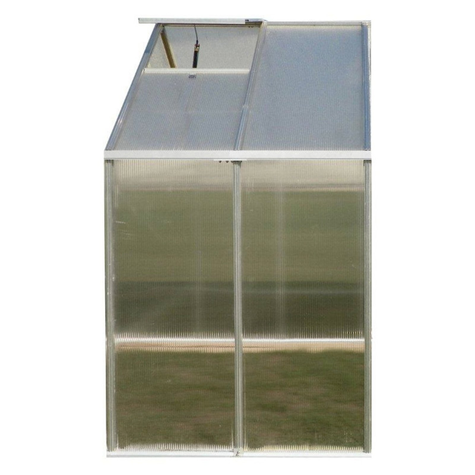 Monticello 8 x 4 ft. PREMIUM Greenhouse EXTENSION Kit by Overstock