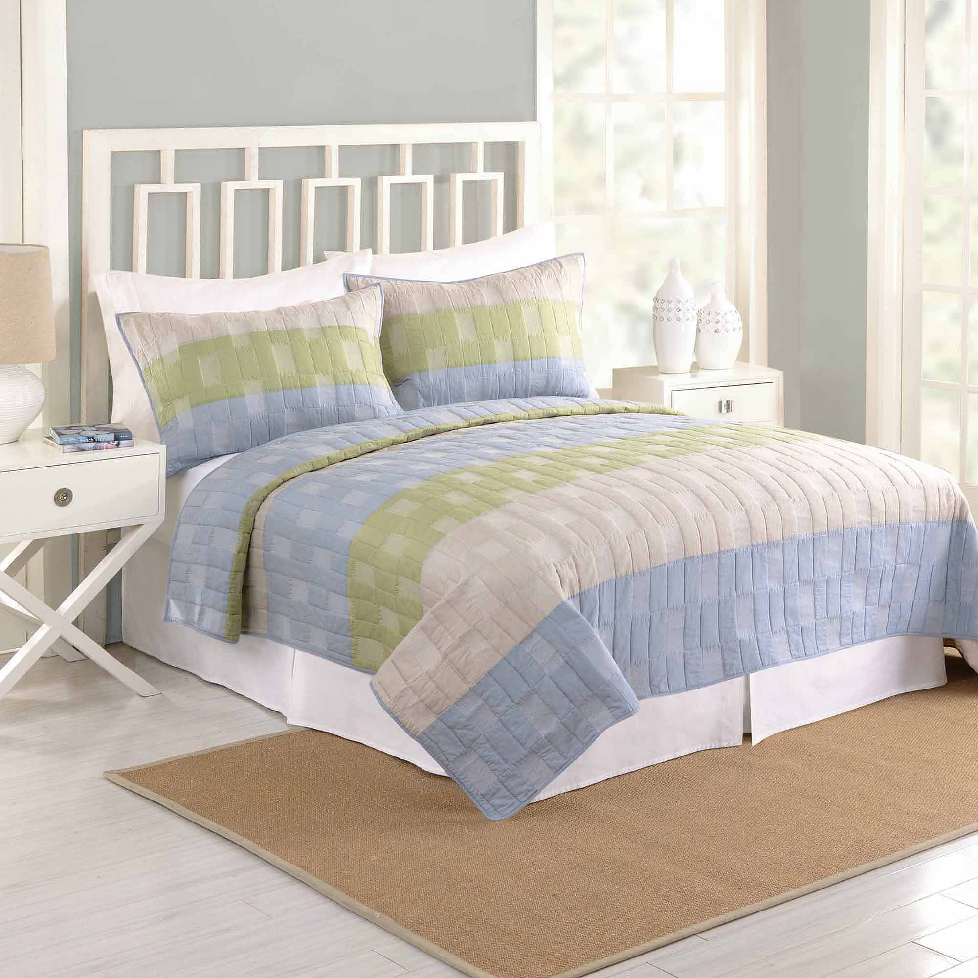 Better Homes and Gardens Oliver Bedding Quilt by KRISS