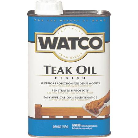 Watco Low VOC Teak Oil Finish ()