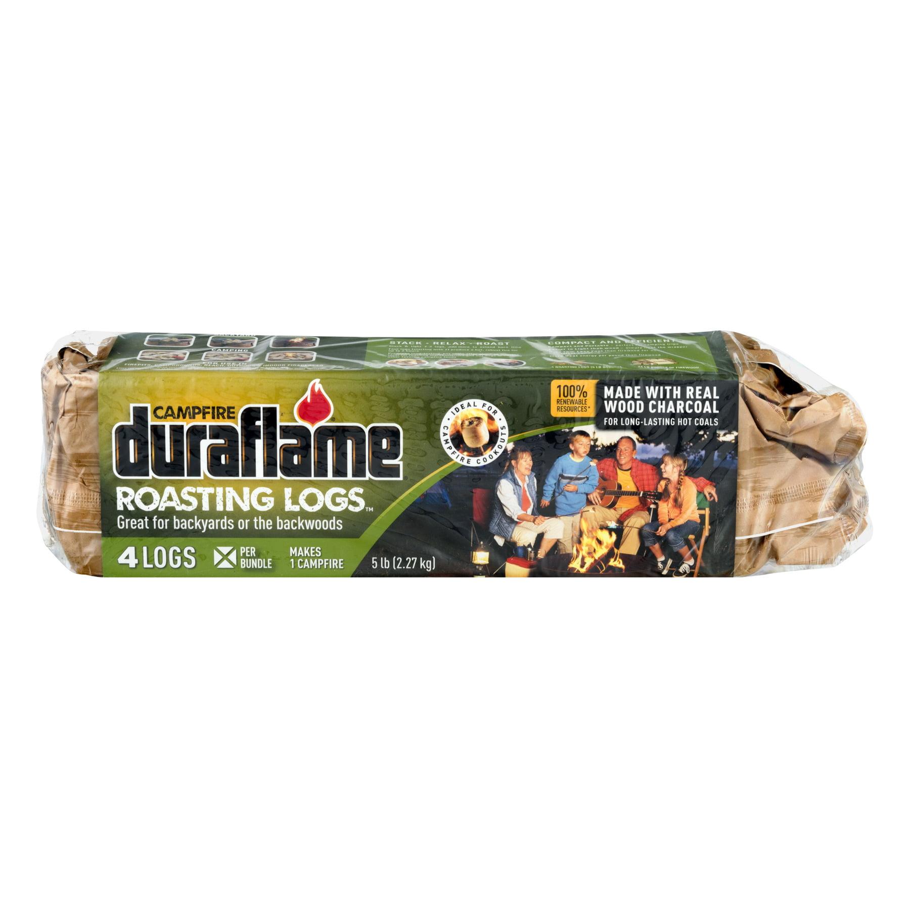 duraflame® Campfire Roasting Logs, 4-ct bundle