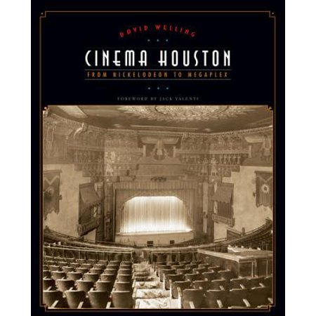 Cinema Houston - eBook